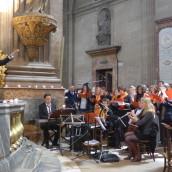 Orchestre et chorale