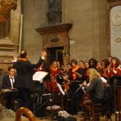 Musiciens pour la fête de la Miséricorde Divine
