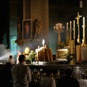 Premier vendredi du mois adoration du Saint Sacrement