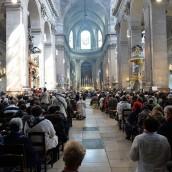Dimanche Adoration fête de la Miséricorde