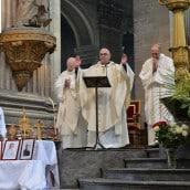 Dimanche Mgr Cattenoz Début messe dimanche