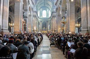 Messe du dimanche de la Miséricorde à Saint-Sulpice