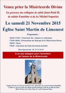 Saint Martin de Limonest verso