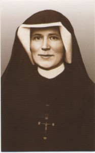Photo de Sainte Faustine Kowalska