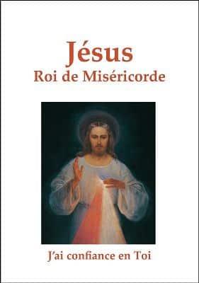 Livre Jésus Roi de Miséricorde