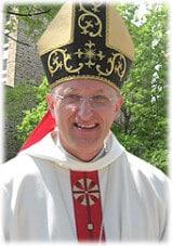 Monseigneur Dominique Rey, évêque de Fréjus-Toulon