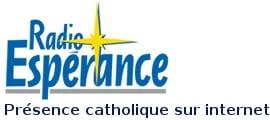 Logo de Radio Esperance
