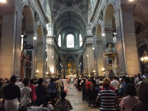 Veillée de la Miséricorde Divine du 7 août 2015