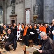 Chorale et musiciens - Fête de la Miséricorde divine 2016