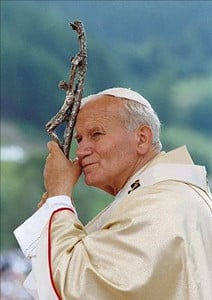 Pape Saint Jean-Paul II
