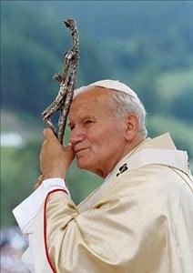 Pape Saint Jean-Paul II