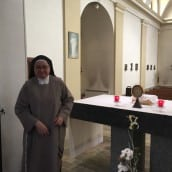 Sainte Faustine chez les Clarisses
