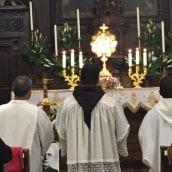 Adoration du Très Saint Sacrement