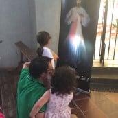 Les enfants ont soif de connaitre Jésus Miséricordieux