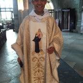 Père Pascal Renty: J'ai toujours voulu être prêtre !