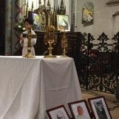 Exposition des reliques