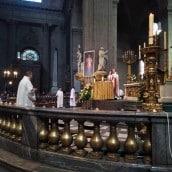 Messe solennelle présidée par Mgr Scherrer - Fête 2017
