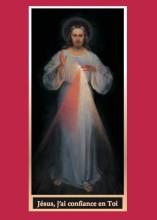 Dépliants la Miséricorde Divine