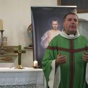 Le Père Gabriel prêche à Serres
