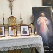 Présentation des reliques à Serres
