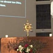 Adoration du Saint Sacrement