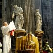 Bénédiction du Saint Sacrement Dimanche