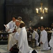 Adoration du Saint Sacrement Dimanche